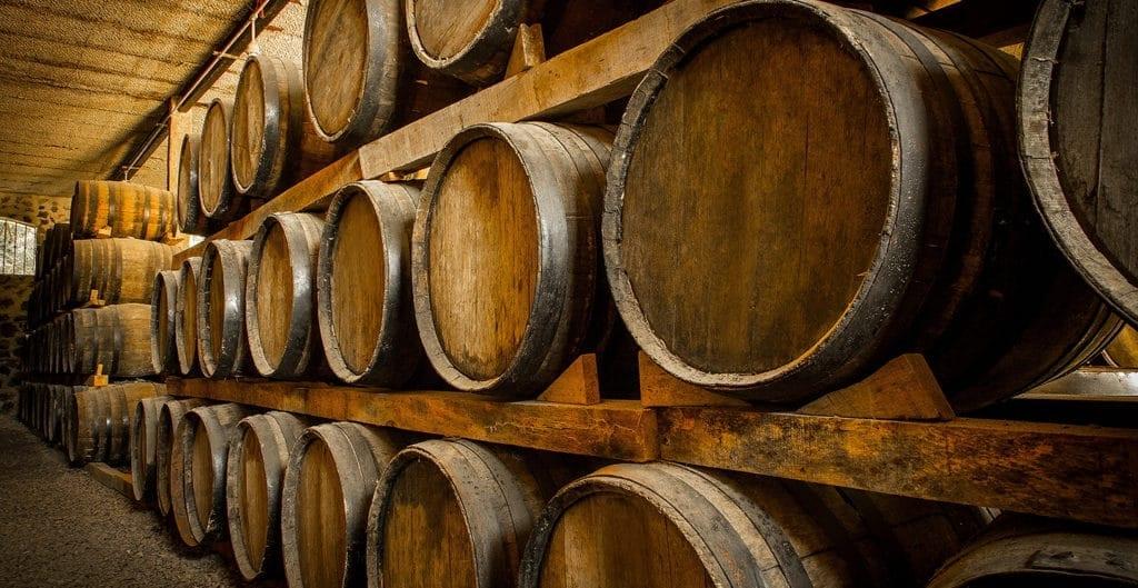 Cognac Oil White