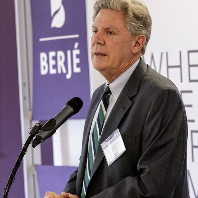 Solar Ribbon Cutting Ceremony: Congressman Frank Pallone #berjeinhouse