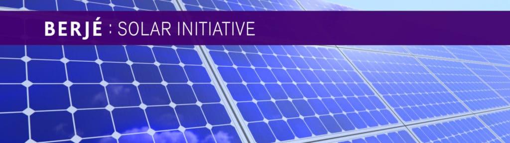 Solar Initiative