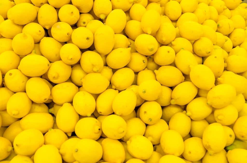 Lemon Oil Washed