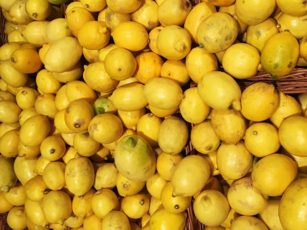 Lemon Oil Argentina