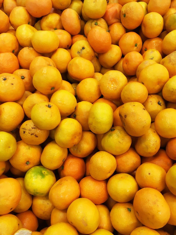 Tangerine Oil 5x