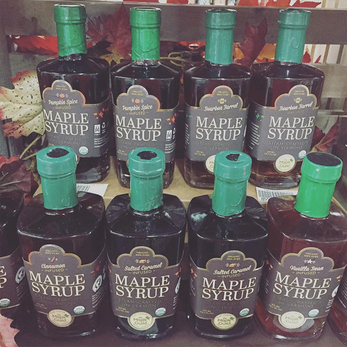 Maple Syrup Eh?