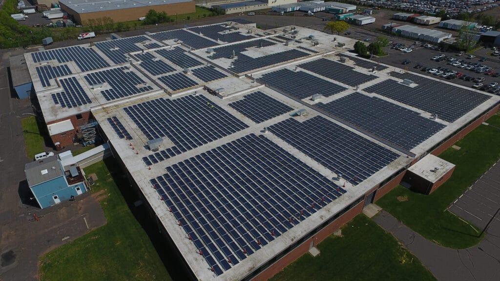 our solar impact