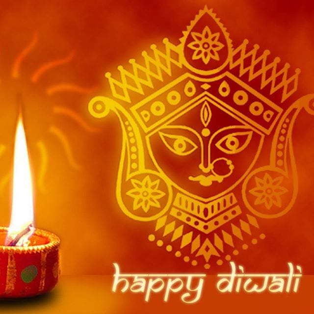 Here's to hoping everyone had a safe and Happy Diwali Celebration!