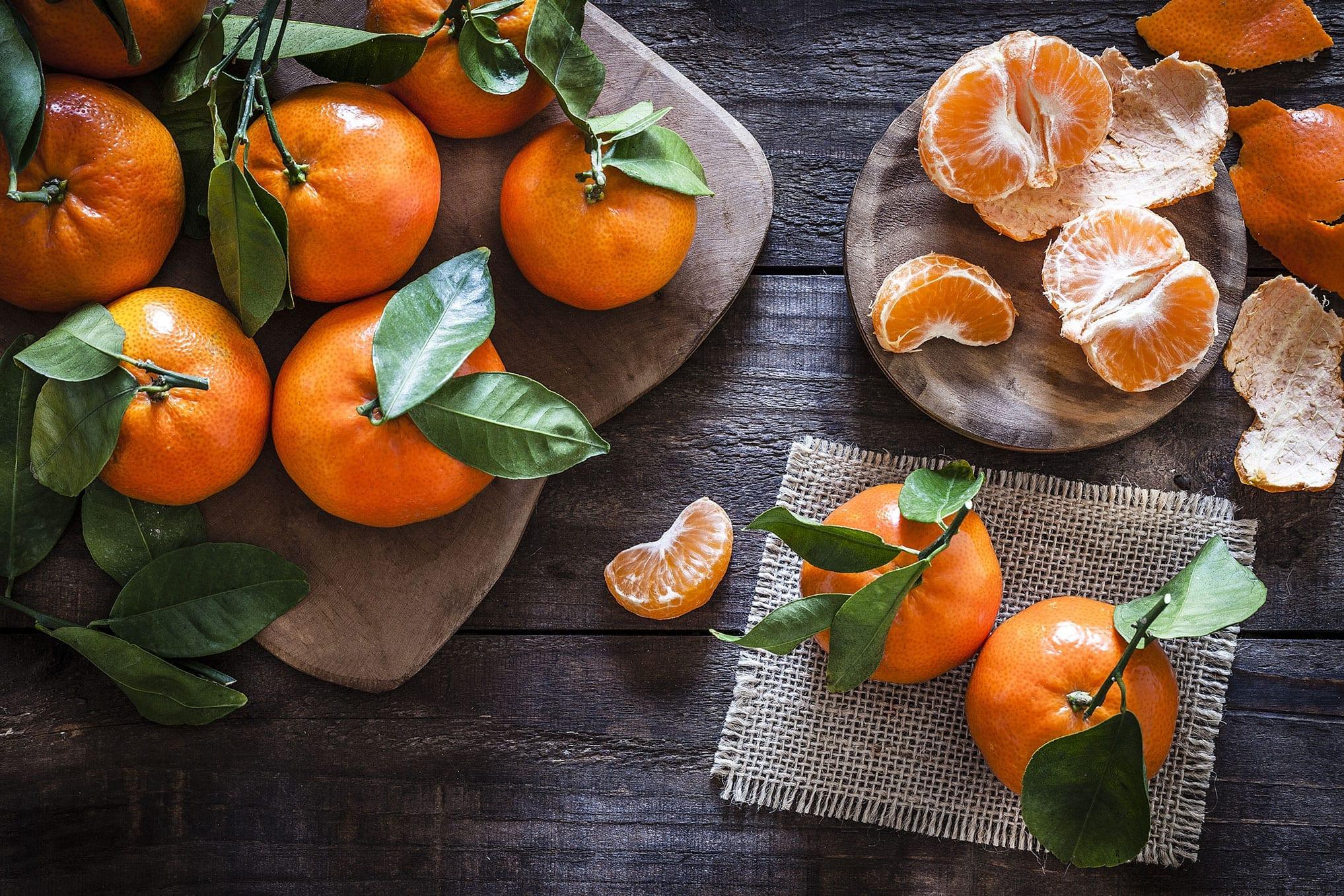 Tangerine Oil CP Dancy