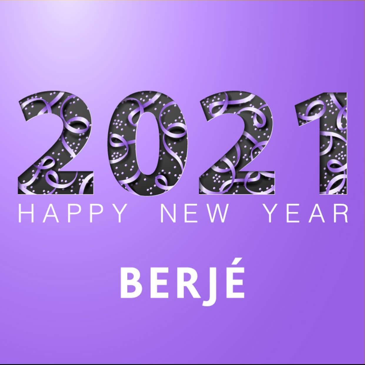 Happy new year to all! #teamberje