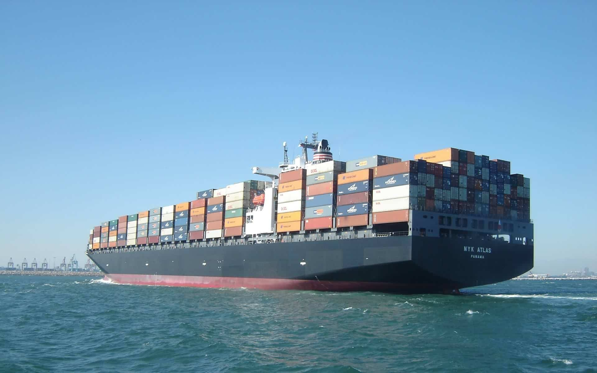 Shipping Update China