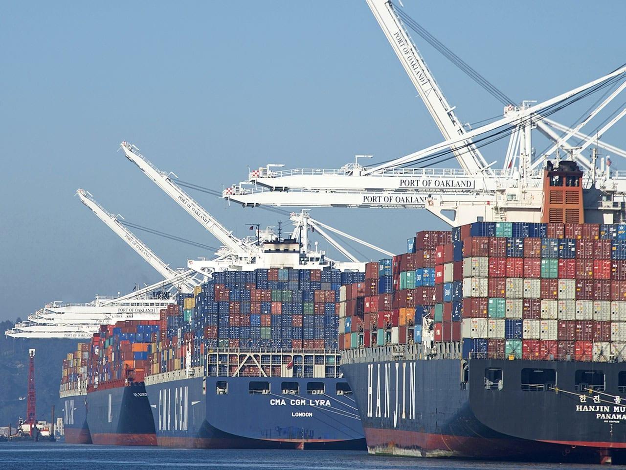 International Freight Update