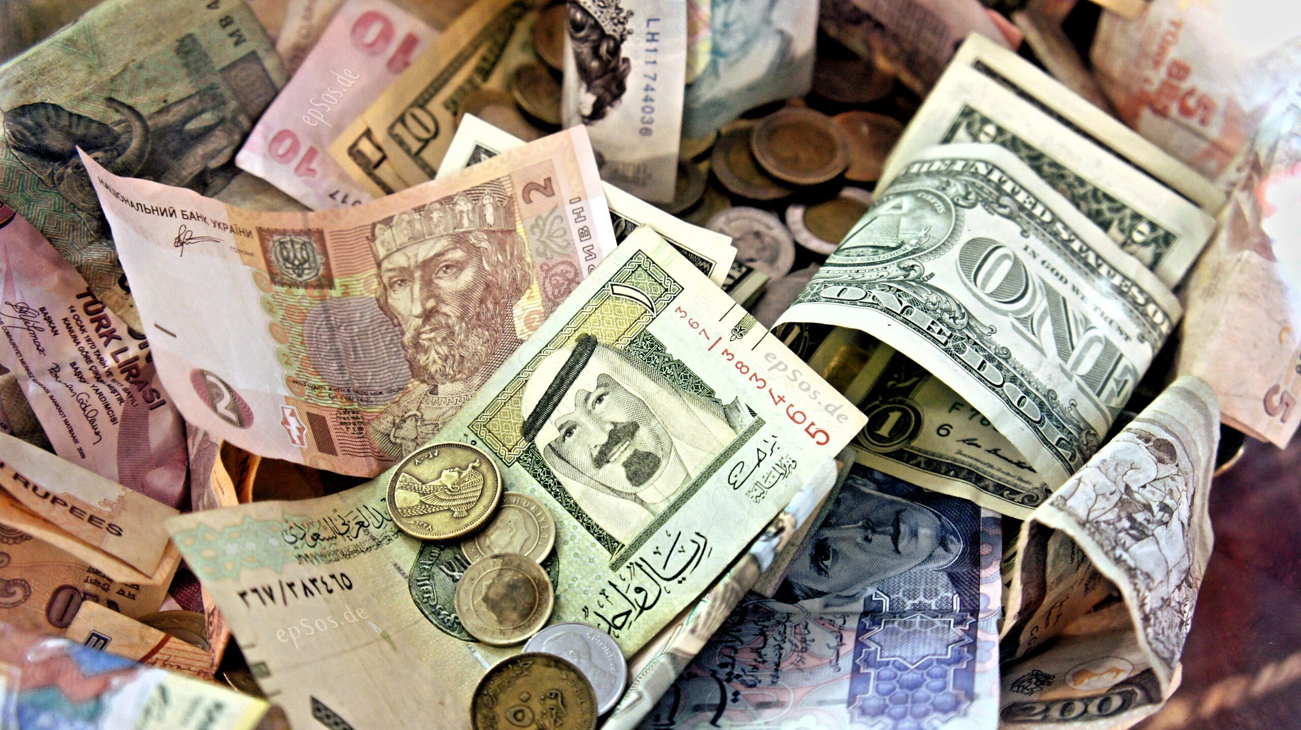 Global Currency Changes