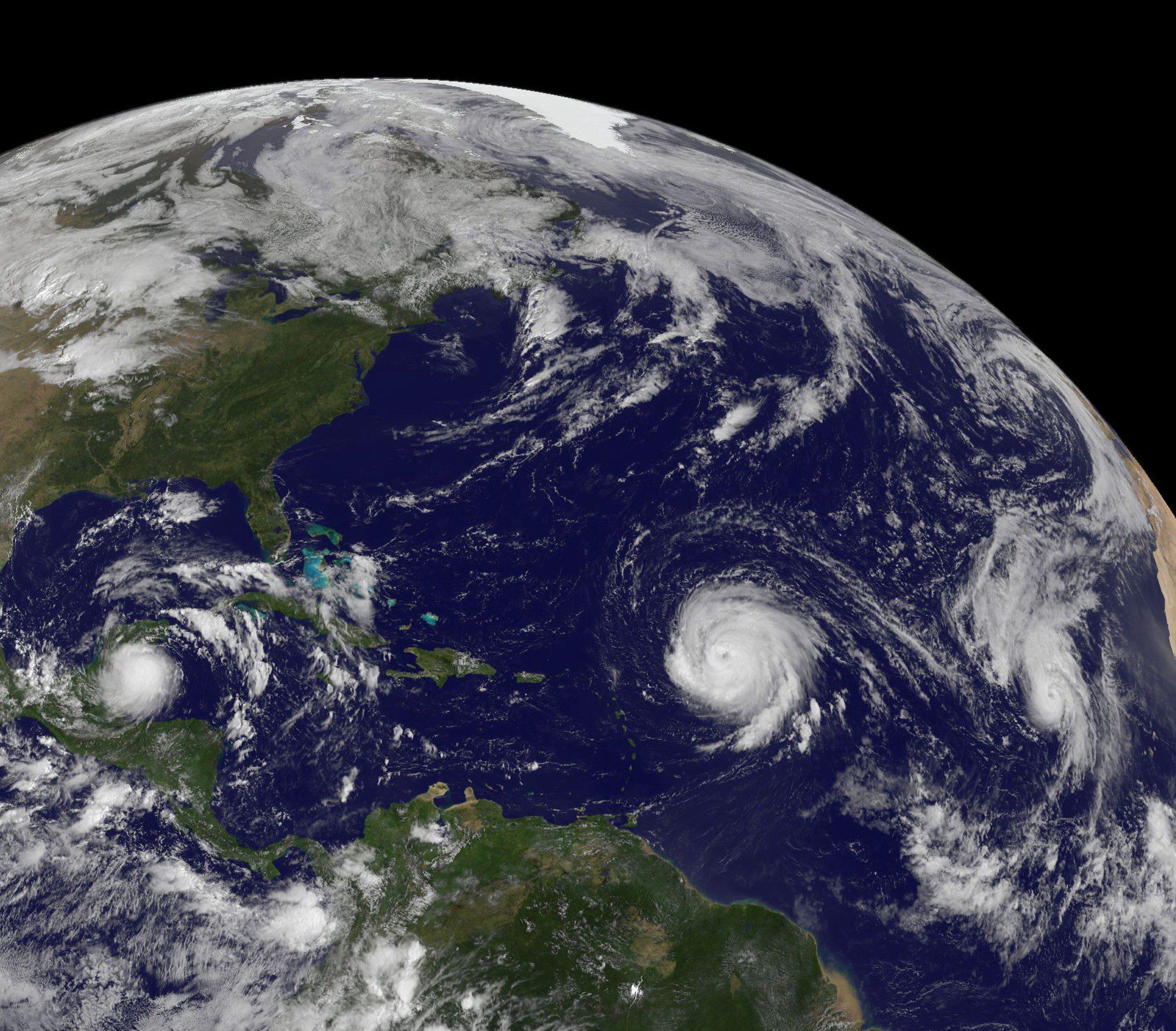 Berjé Barometer – 2021 Hurricane Season